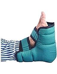 反褥瘡綿通気性ヒールクッション、ヒール保護、圧力緩和ヒールプロテクター。