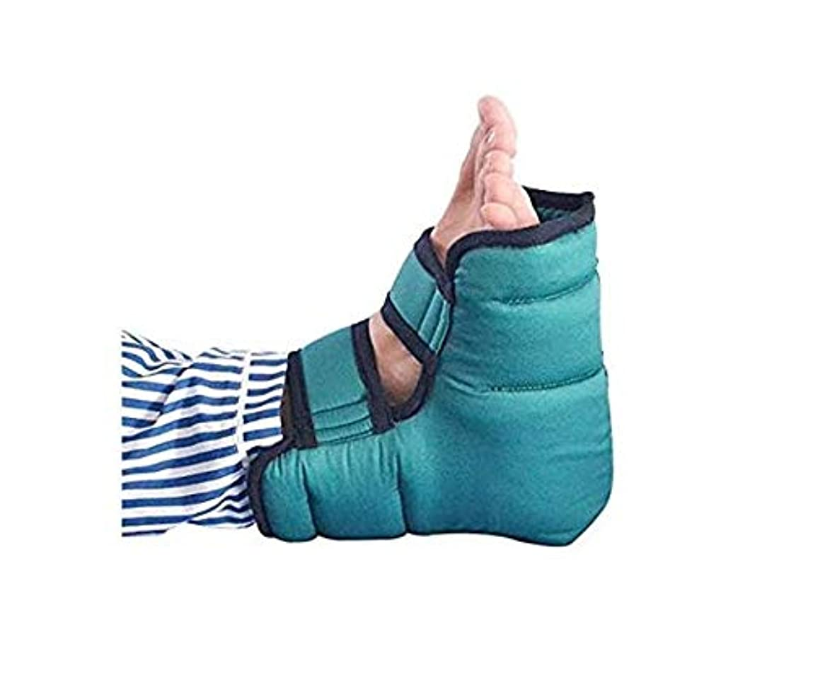 床ずれ防止コットン通気性ヒールクッション、ヒールプロテクション、圧力緩和。