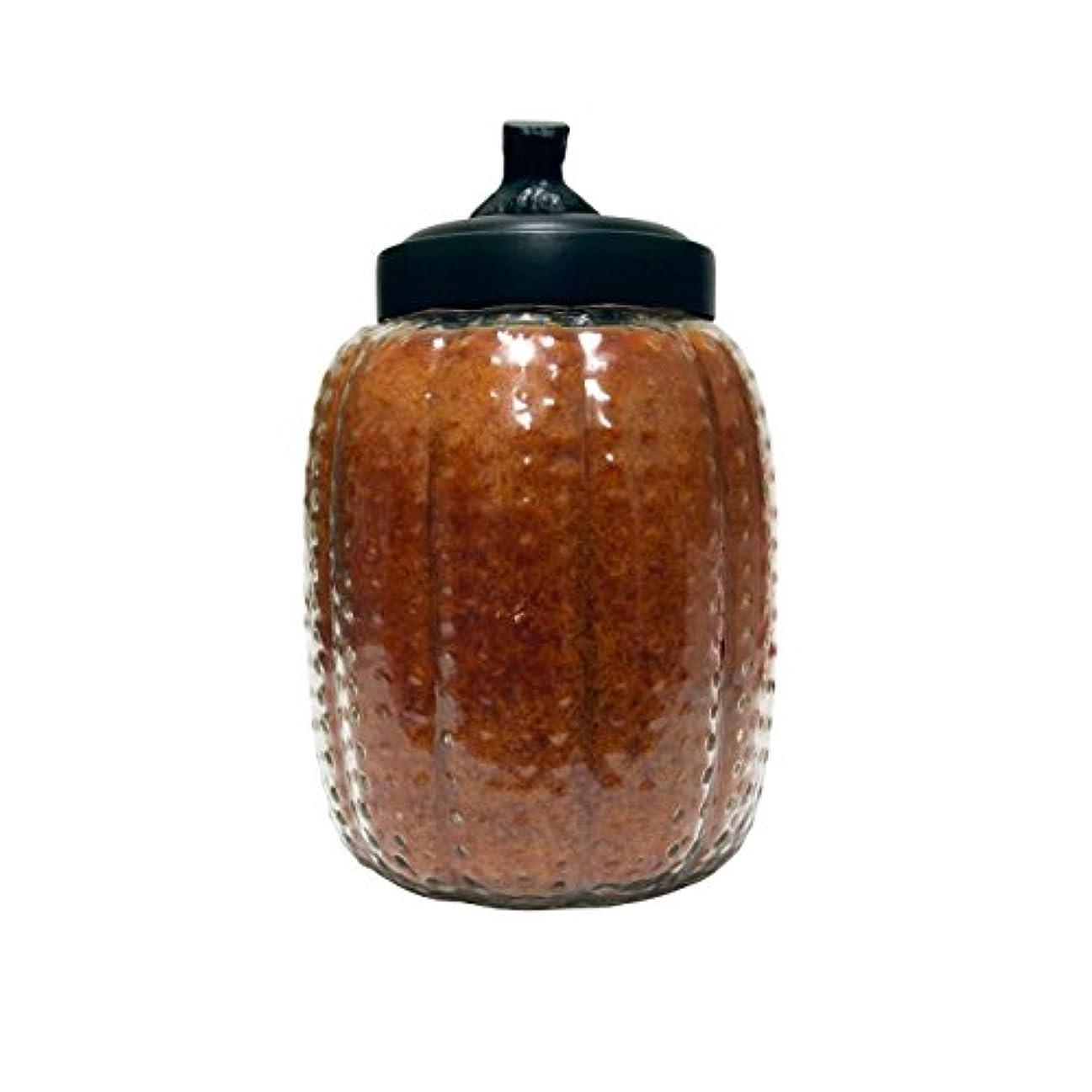 マットレス強要理由A Cheerful Giver Autumn Orchards Pumpkin Jar Candle, 26-Ounce by Cheerful Giver [並行輸入品]