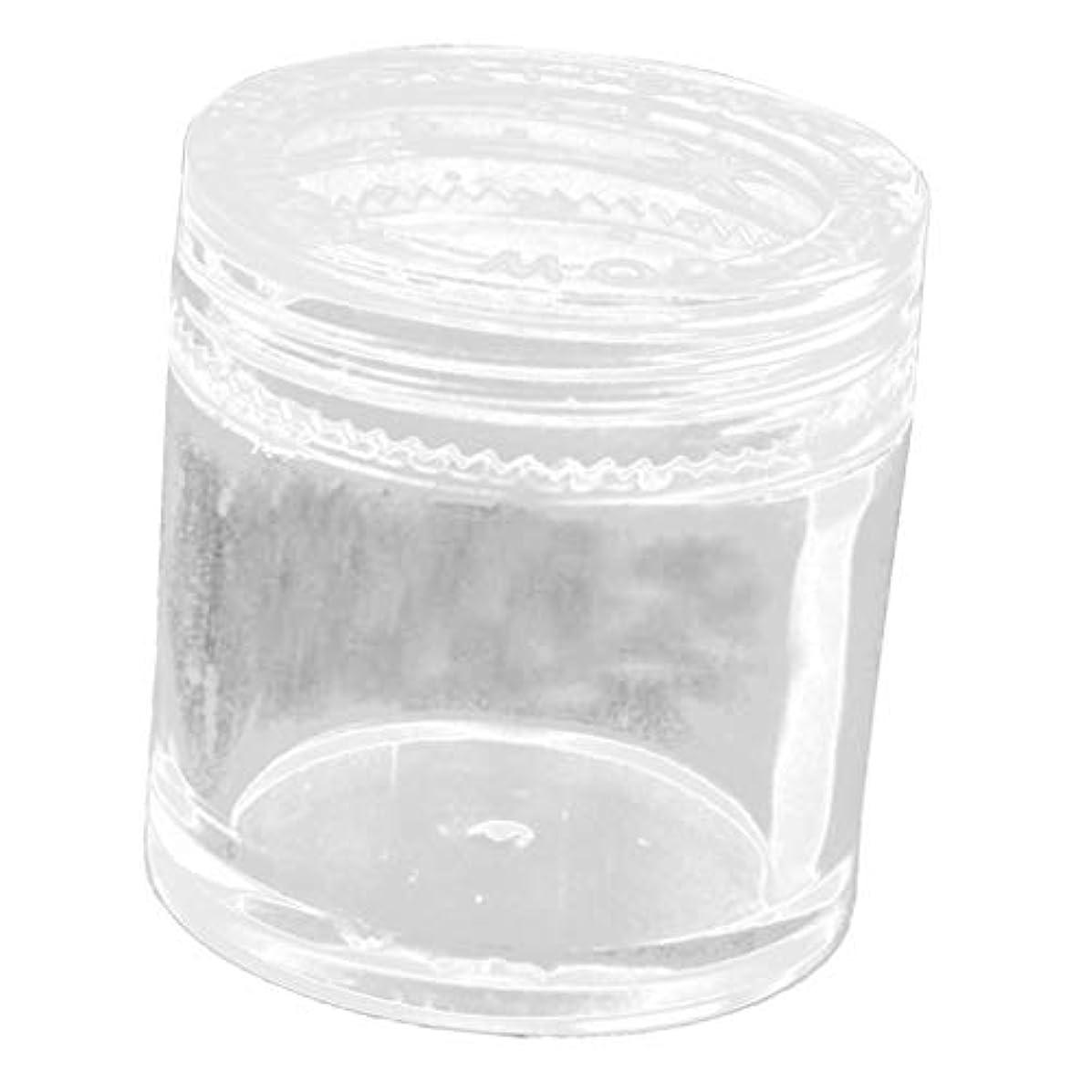 広いバルク無視DYNWAVE ネイルアートケース ジュエリーボックス 小物入れ 収納瓶 工芸品 ビーズ 宝石 収納ボックス 透明