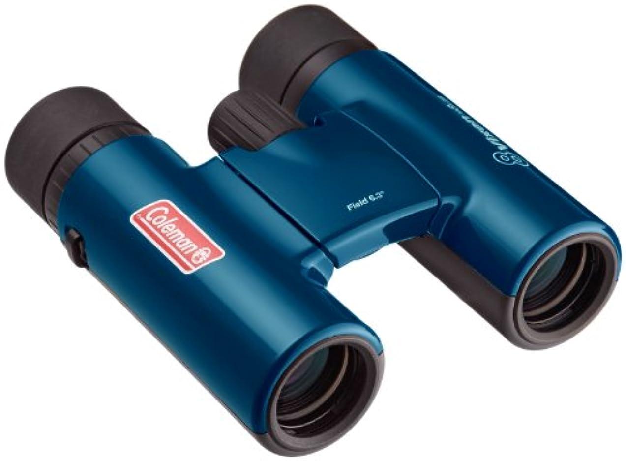 誰かうんざりバルクVixen&Coleman 双眼鏡 コールマンシリーズ コールマンH8×25 ターコイズブルー 14581-2