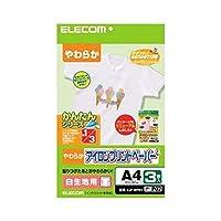 - まとめ - エレコム/アイロンプリントペーパー - 白・淡色用 - / EJP-WPN1 - ×10セット -