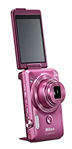 Nikon デジタルカメラ COOLPIX S6900 12倍ズーム 1602万画素 グロッシーピンク S6900PK