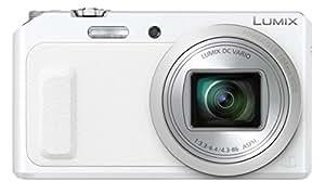 Panasonic デジタルカメラ ルミックス TZ57 光学20倍 ホワイト DMC-TZ57-W