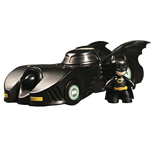 バットマン 1989 ティム・バートン バットモービル with バットマン 2インチ メズイッツ ミニ