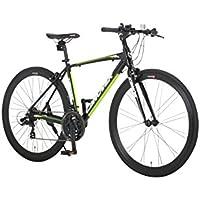 CANOVER(カノーバー)  クロスバイク 700C シマノ21段変速 CAC-028(KRNOS) アルミフレーム フロントLEDライト付 [メーカー保証1年]