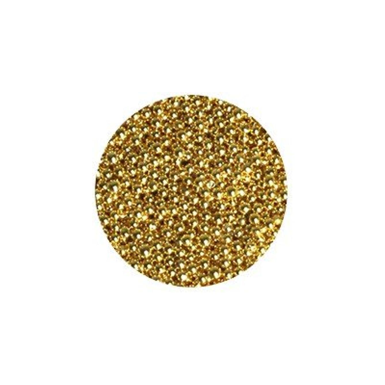 かんたん官僚驚いたことにネイルアート ネイルパーツ ブリオン ピアドラ pieadra メタルブリオン ゴールド 0.6mm