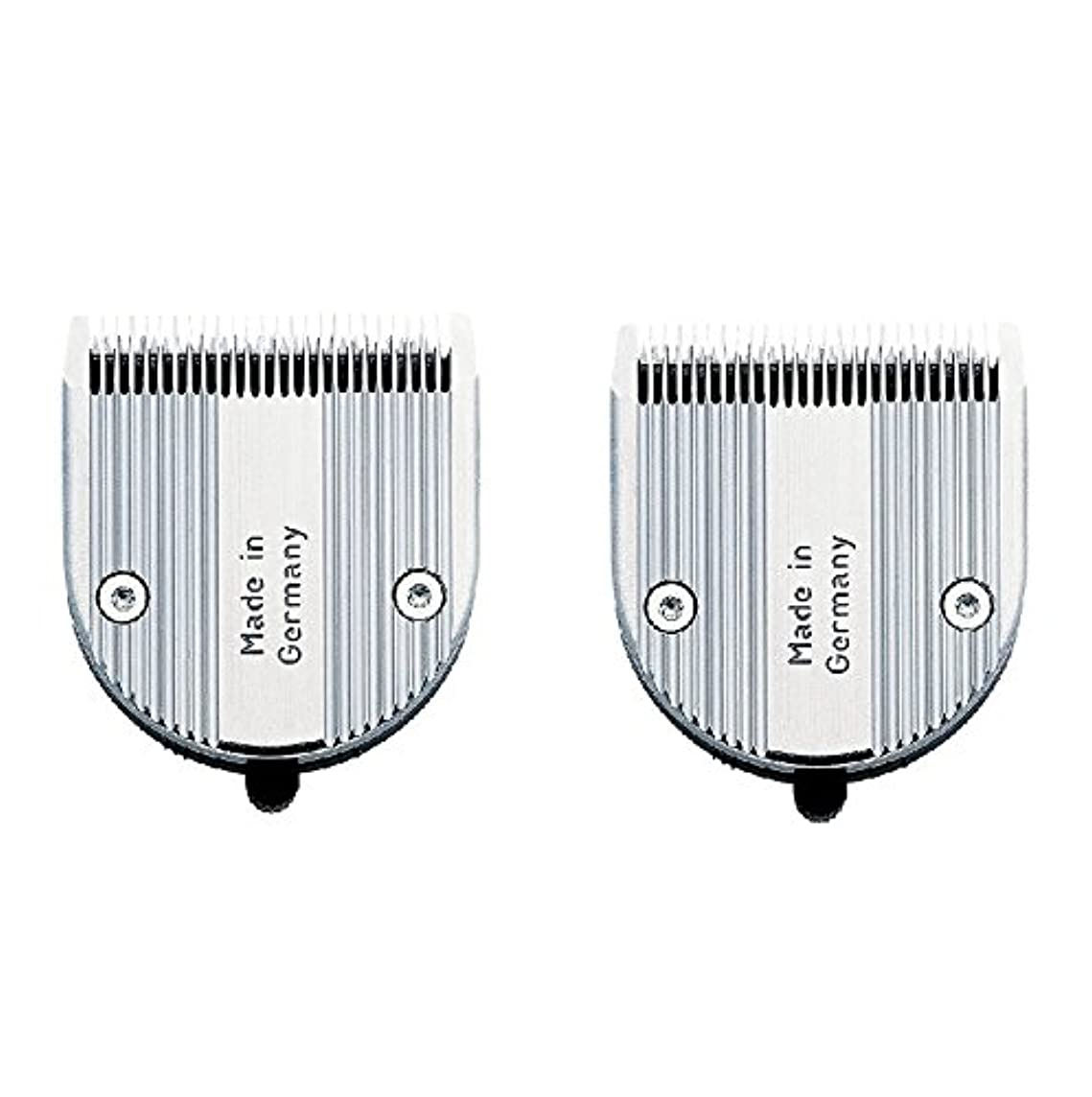 倉庫たまに姓【2枚セット】 WAHL クロムスタイル?プロ 専用替刃 標準 可変0.6~3mm