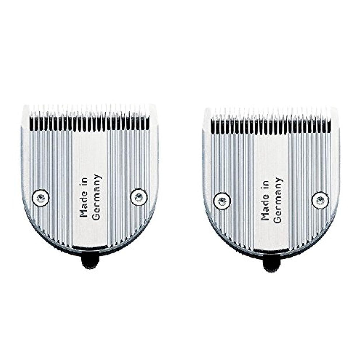 速いパイプ不安定な【2枚セット】 WAHL クロムスタイル?プロ 専用替刃 標準 可変0.6~3mm