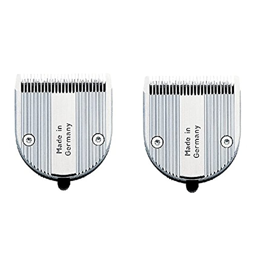強打六リフト【2枚セット】 WAHL クロムスタイル?プロ 専用替刃 標準 可変0.6~3mm