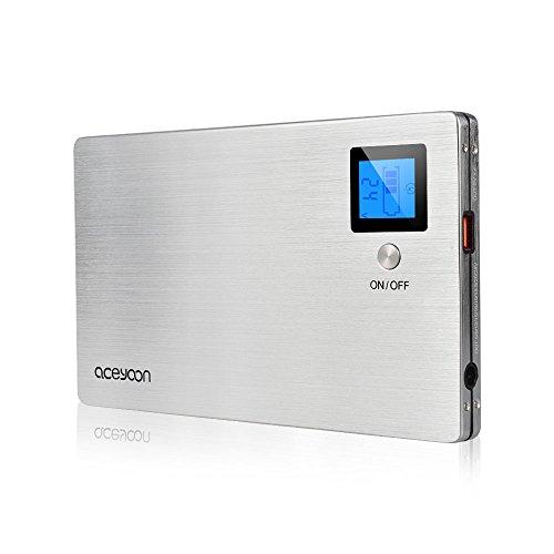 aceyoon ノートパソコン モバイルバッテリー DCポー...