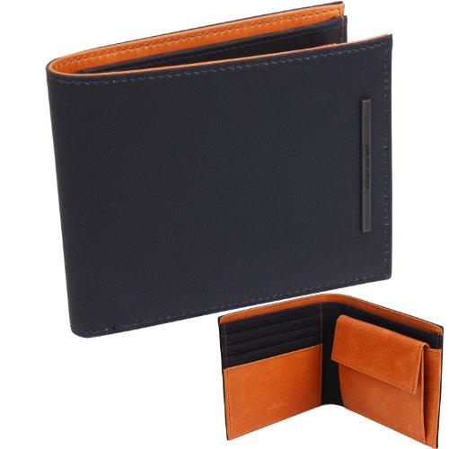 [アトリエサブメン] ATELIER SAB MEN 2つ折り財布 /コパン/ 149614(オレンジ)