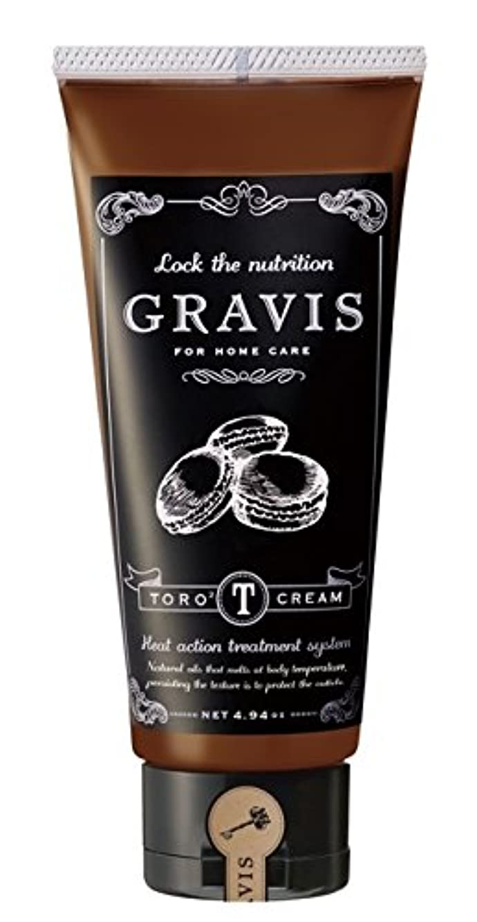 じゃないゴールド維持するアモロス グラヴィス トロトロクリーム 140g
