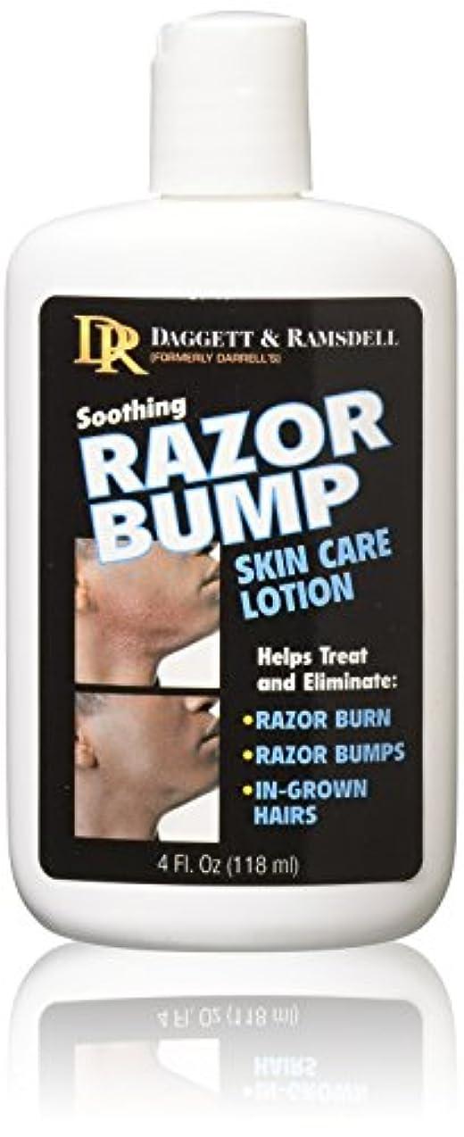 虫無意識注釈を付けるDaggett & Ramsdell Soothing Razor Bump Skin Care Lotion Hair Removal Products (並行輸入品)