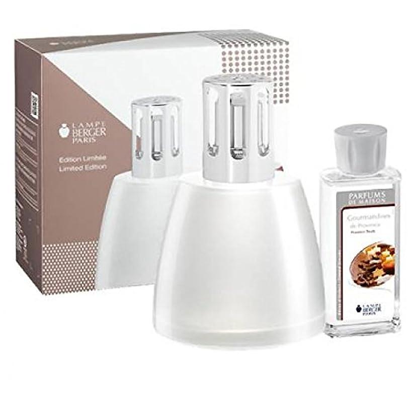 消費する乳白別れるランプベルジェ アロマランプ アロマオイルセット (スピリット ナクレ4450)