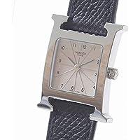 [エルメス]HERMES 腕時計 Hウォッチ HH1.210 中古[1316040] シルバー 付属:国際保証書