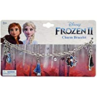 "H.E.R Accessories Frozen 2 - 7"" Bracelet with Metal Charms"
