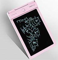描画やメモをとるのに理想的な、スタイラスペンを含む、9インチのLCDライティングタブレット,B