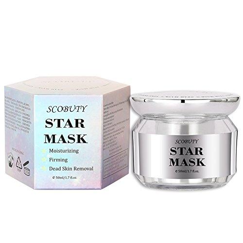 美容マスク フェイスマスク フェーシャルマスク 保湿 深層美白 星空マスク 敏感肌 スキンケア 無添加 超保湿タイプ 50ml