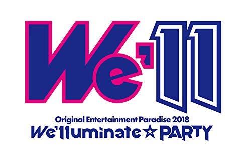 【Amazon.co.jp限定】Original Entertainment Paradise -おれパラ- 2018 〜We'lluminate☆PARTY〜 Blu-ray BOX (初回限定版)(A3クリアポスター(アーティスト写真使用)付)