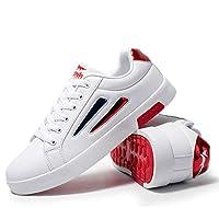 ランニングシューズ ホワイト ジョギング クッション性 メンズ カジュアル 運動靴 通気性 ファッション アウトドア ウォーキング スニーカー 26.5cm 超軽量 日常着用 スケートボード 大きいサイズ 小さいサイズ 44 27cm 45 27.5cm