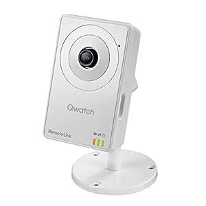 I-O DATA 無線LAN対応ネットワークカメラ「Qwatch(クウォッチ)」 TS-WRLC