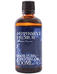 Mystic Moments | Peppermint Premium Essential Oil - 100ml - 100% Pure