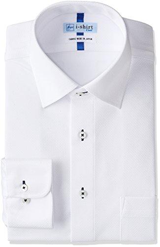 (はるやま)HARUYAMA i-shirt 完全ノーアイロン ワイドカラーアイシャツ