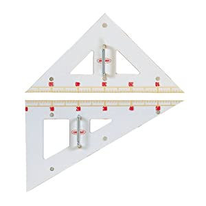 ORIONS 教師用 三角定規 GN-120
