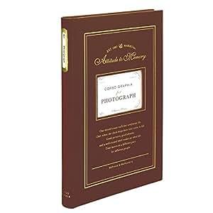 マークス ベーシックアルバム・150ポケット/コルソグラフィア[L判サイズ・150枚収納]/ブラウン CG-BAL4-BR