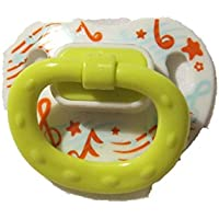 Jojo's Boutique Reborn Baby Music Notes Putty Pacifier