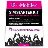 米国 T-Mobile SIM Starter Kit (Nano SIM)