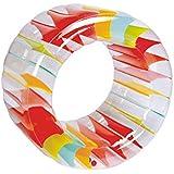 LULAA ウォーター ホイール  浮き具 ウォーターフロート 回転できるタイプ ビーチ/水遊び/プール/芝生 水泳用品 浮き輪 暑さ対策 大人 子供用