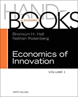 Handbook of the Economics of Innovation, Volume 1 (Handbooks in Economics) by Unknown(2010-04-08)