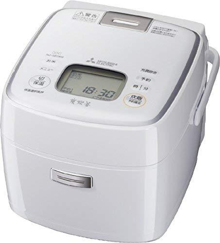 三菱電機 IHジャー炊飯器 NJ-SE069-W B07D346VBW 1枚目