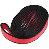 Perfeclan Climbing Webbing Sling Runner Flat Strap Belt for Mountaineering Caving Rappelling Rescue Engineering
