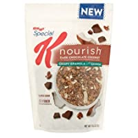 Kellogg's Special K Cereal Chocolate Coconut Granola 290g スペシャルKプロテインバーバラエティパック [並行輸入品]