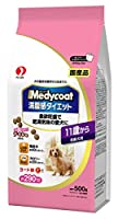 メディコート 満腹感ダイエット 11歳から 老齢犬用 500g(250g×2)