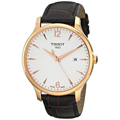 [ティソ]TISSOT 腕時計 Tradition Gent(トラディション ジェント) T0636103603700 メンズ 【正規輸入品】