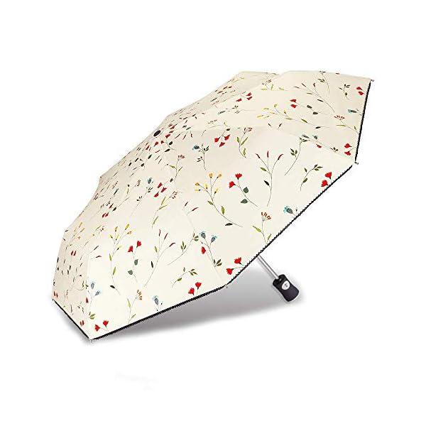 Cuby 折り畳み傘 折り畳み傘 日傘 自動開...の紹介画像3