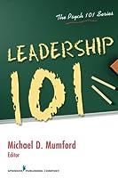 Leadership 101 (Psych 101)