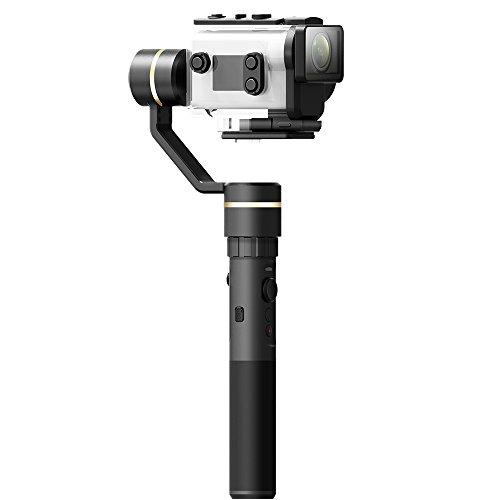 Feiyu G5GS 3軸 ハンドヘルド 防水ジンバル SONY AS50 / FDR-X3000アクションカメラ用スタビライザー 日本語説明付属&メーカー1年保証 並行輸入品