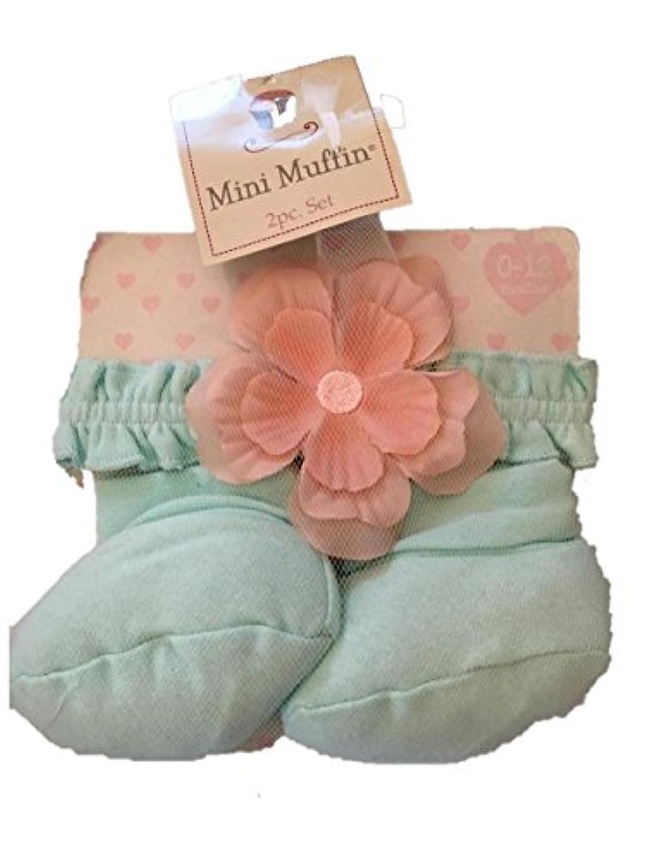 Mini Muffin by Cutie Pie Baby ACCESSORY ベビー?ガールズ US サイズ: Infant カラー: グリーン