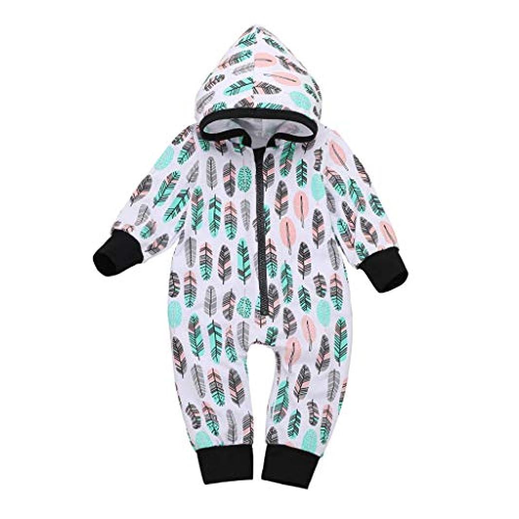 幸福脈拍プロトタイプMISFIY ハロウィン 新生児 赤ちゃん ベビー服 ロンパース カバーオール フード付き かわいい 前開きタイプ 柔らかい 仮装 ホーム 部屋着 (80)
