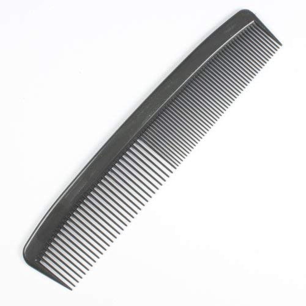 無謀だらしない操作Dynarex Adult Combs, 5 Inches, Black, 240 Count [並行輸入品]