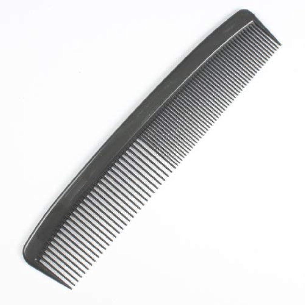 においシルエット容疑者Dynarex Adult Combs, 5 Inches, Black, 240 Count [並行輸入品]