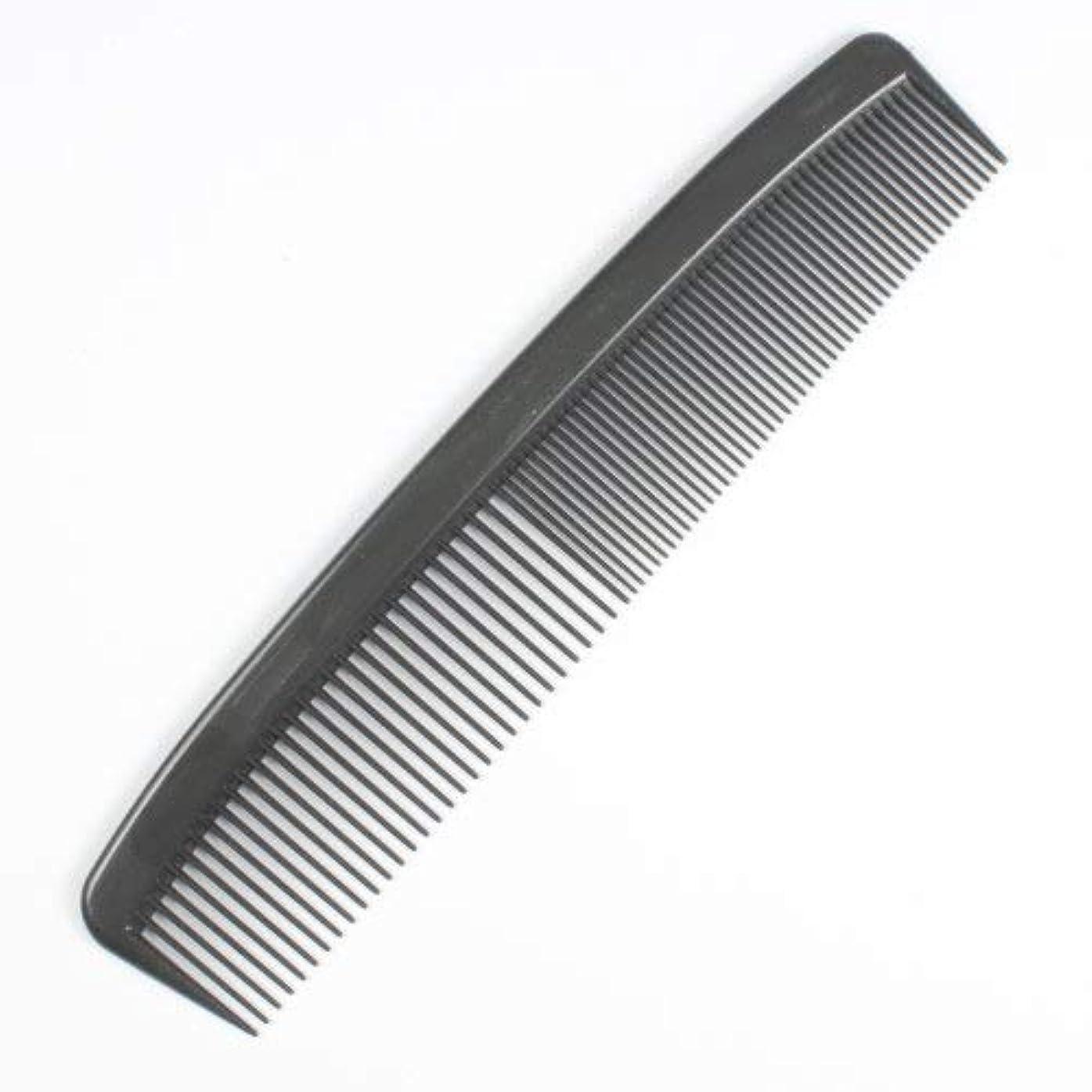 表面聴覚障害者歯科医Dynarex Adult Combs, 5 Inches, Black, 240 Count [並行輸入品]