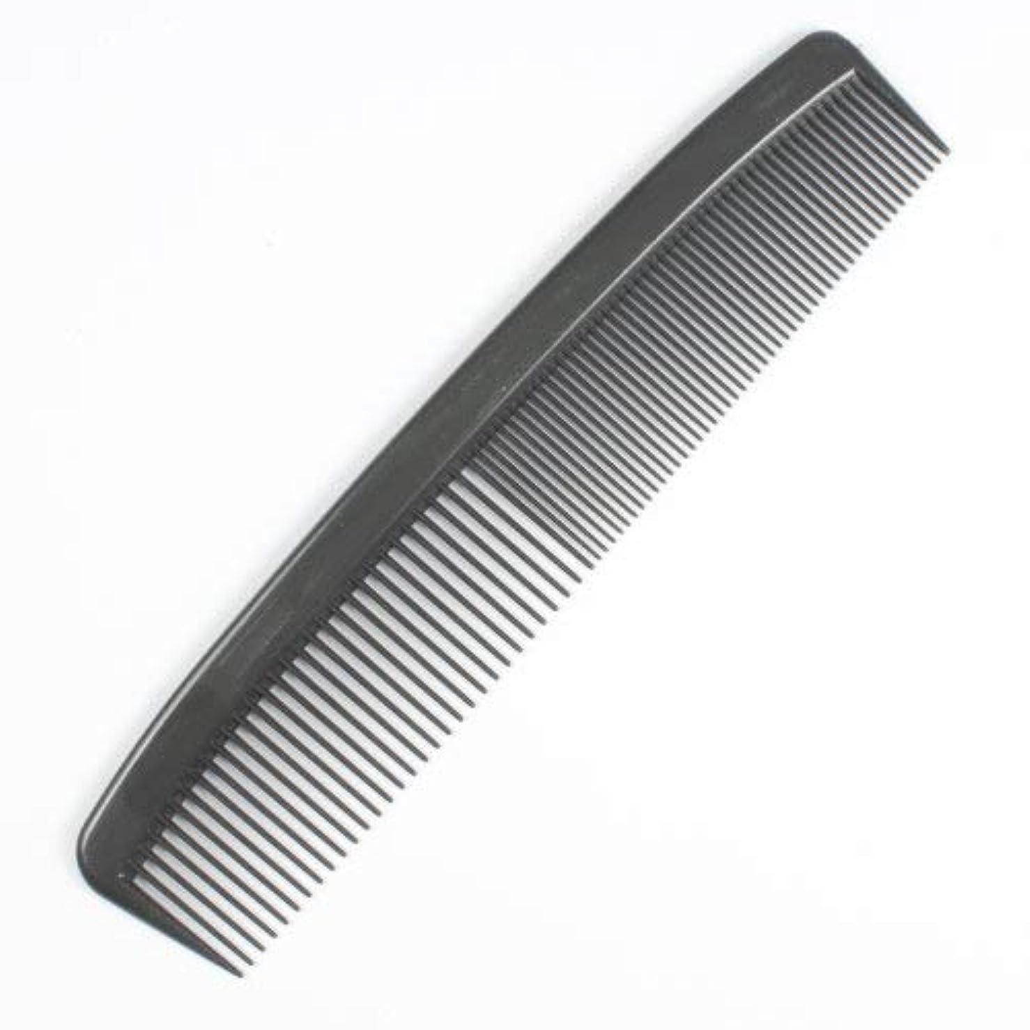 三角バックグラウンド立派なDynarex Adult Combs, 5 Inches, Black, 240 Count [並行輸入品]