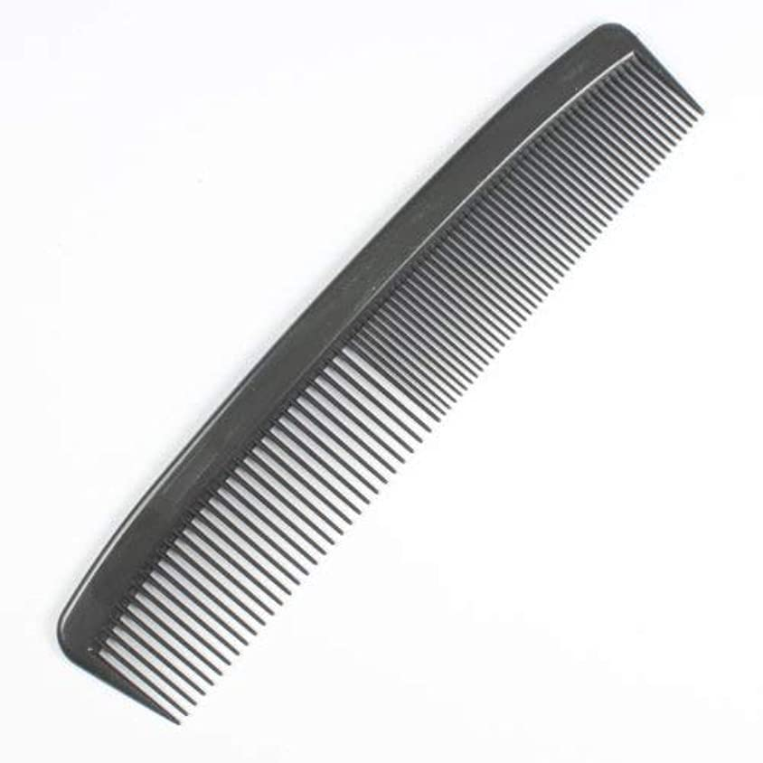 幻影努力不確実Dynarex Adult Combs, 5 Inches, Black, 240 Count [並行輸入品]
