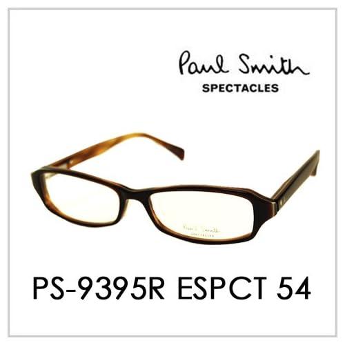 PAUL SMITH ポールスミス  メガネフレーム サングラス 伊達メガネ 眼鏡 PS-9395R ESPCT 54 PAUL SMITH専用ケース付 スペクタクルズ